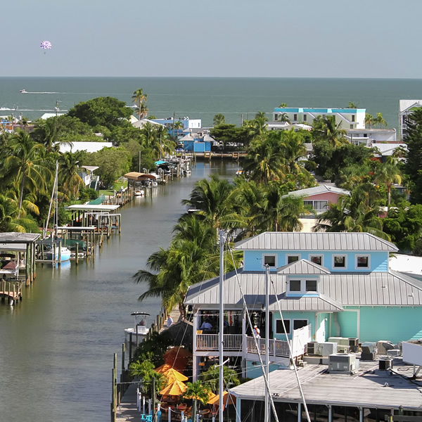 Fort Myers Beach Single Family Homes